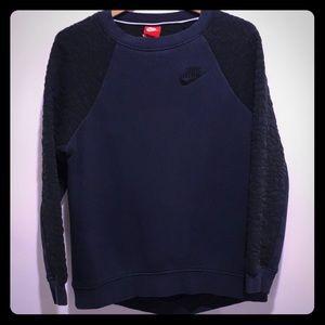 💥Nike sweater two tone Women's size M💥